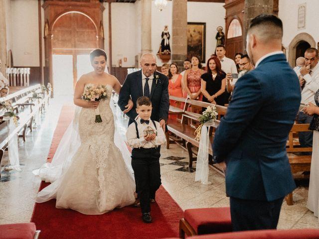 La boda de Aythami y Elizabeth en Guimar, Santa Cruz de Tenerife 59