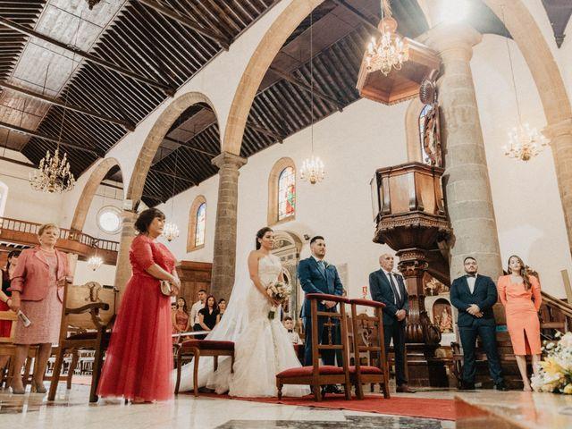 La boda de Aythami y Elizabeth en Guimar, Santa Cruz de Tenerife 60