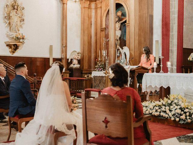 La boda de Aythami y Elizabeth en Guimar, Santa Cruz de Tenerife 61