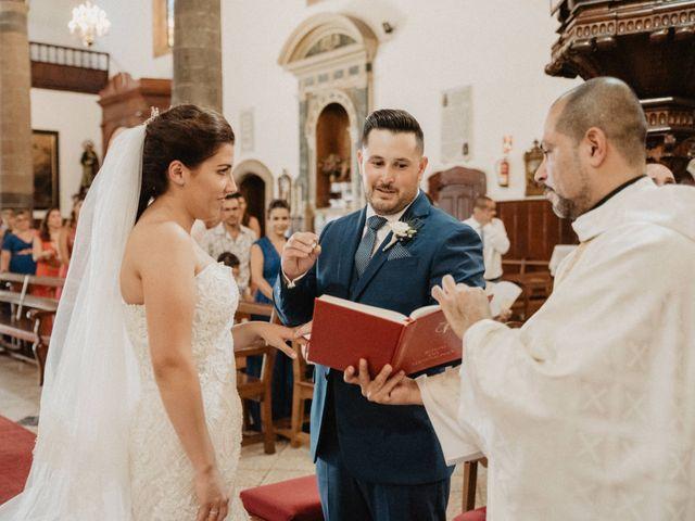 La boda de Aythami y Elizabeth en Guimar, Santa Cruz de Tenerife 80
