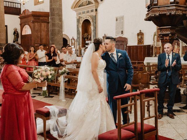 La boda de Aythami y Elizabeth en Guimar, Santa Cruz de Tenerife 97