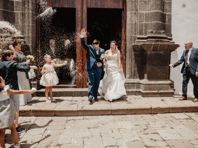 La boda de Aythami y Elizabeth en Guimar, Santa Cruz de Tenerife 101