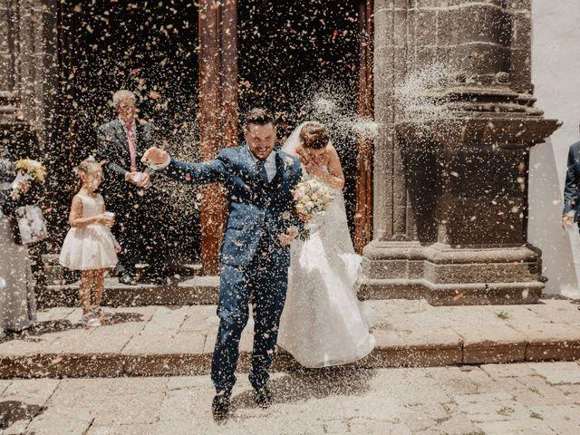 La boda de Aythami y Elizabeth en Guimar, Santa Cruz de Tenerife 104
