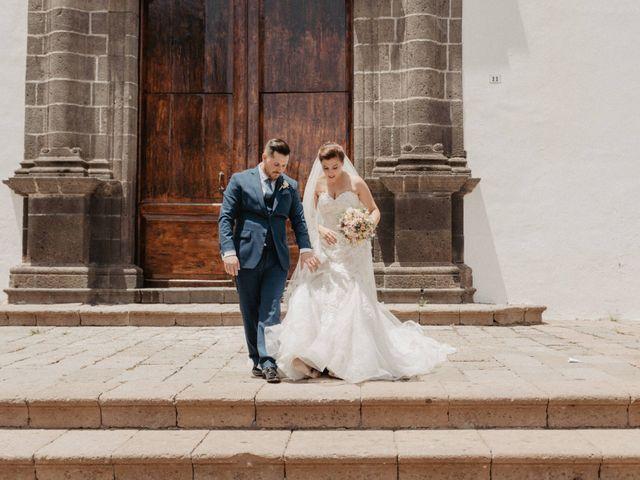 La boda de Aythami y Elizabeth en Guimar, Santa Cruz de Tenerife 107