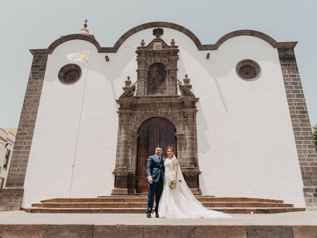 La boda de Aythami y Elizabeth en Guimar, Santa Cruz de Tenerife 108