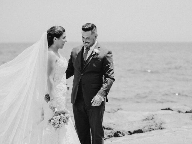 La boda de Aythami y Elizabeth en Guimar, Santa Cruz de Tenerife 112