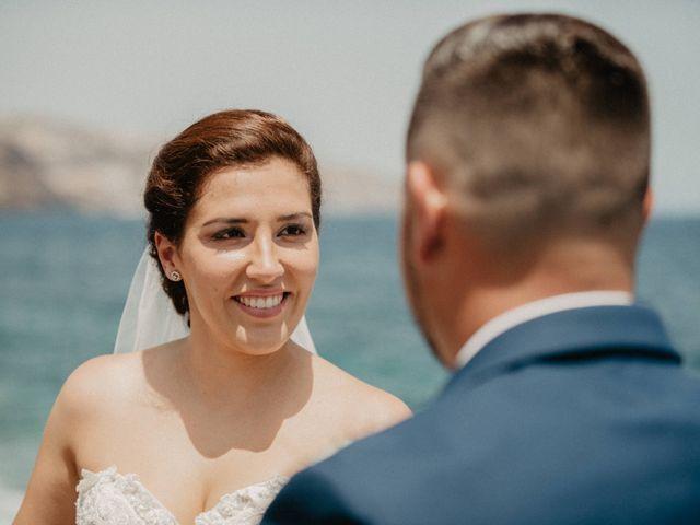 La boda de Aythami y Elizabeth en Guimar, Santa Cruz de Tenerife 114