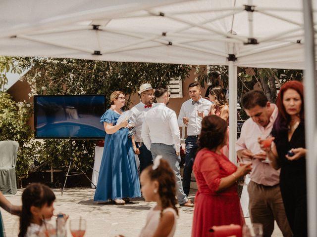 La boda de Aythami y Elizabeth en Guimar, Santa Cruz de Tenerife 133