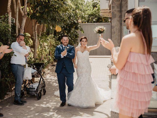 La boda de Aythami y Elizabeth en Guimar, Santa Cruz de Tenerife 141