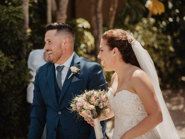 La boda de Aythami y Elizabeth en Guimar, Santa Cruz de Tenerife 142