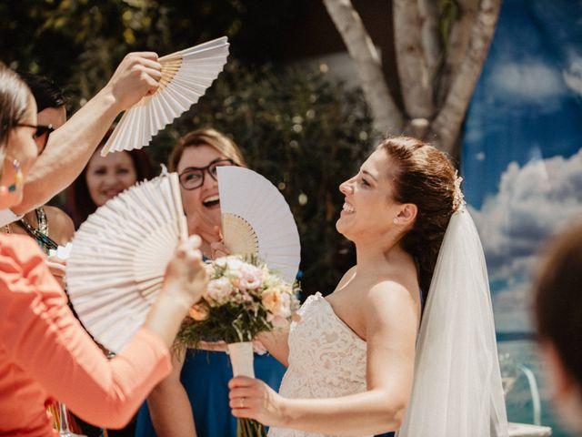 La boda de Aythami y Elizabeth en Guimar, Santa Cruz de Tenerife 143
