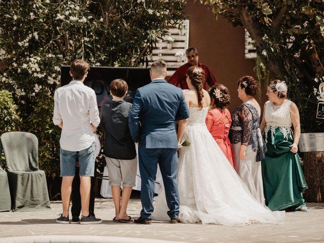 La boda de Aythami y Elizabeth en Guimar, Santa Cruz de Tenerife 146