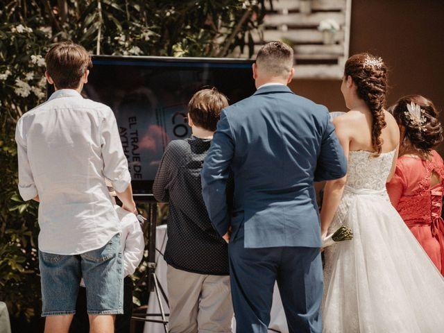 La boda de Aythami y Elizabeth en Guimar, Santa Cruz de Tenerife 147