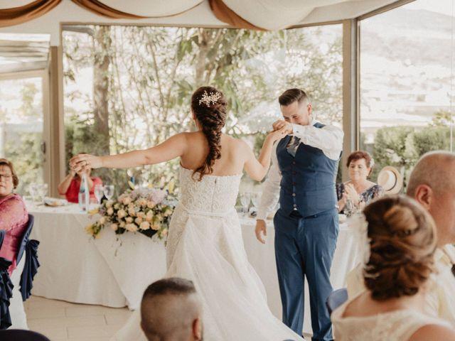La boda de Aythami y Elizabeth en Guimar, Santa Cruz de Tenerife 156