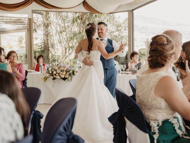 La boda de Aythami y Elizabeth en Guimar, Santa Cruz de Tenerife 158