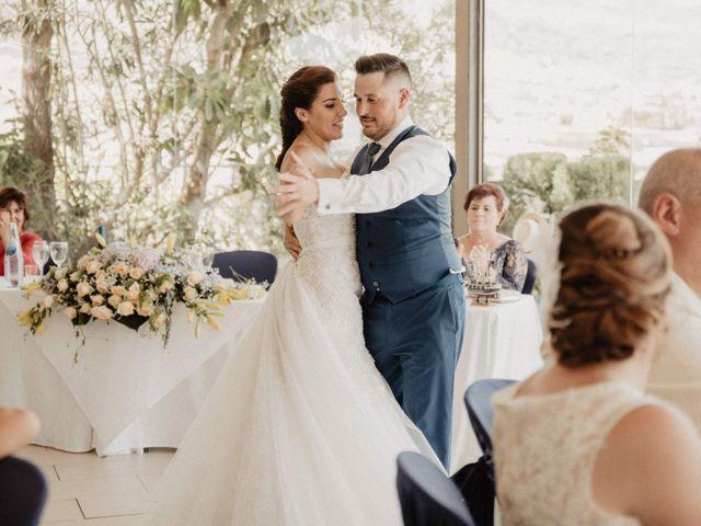 La boda de Aythami y Elizabeth en Guimar, Santa Cruz de Tenerife 159