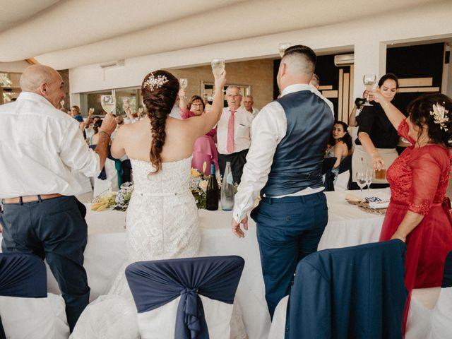 La boda de Aythami y Elizabeth en Guimar, Santa Cruz de Tenerife 163