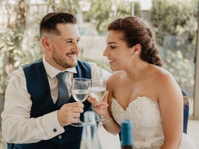 La boda de Aythami y Elizabeth en Guimar, Santa Cruz de Tenerife 164