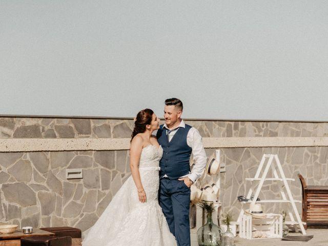 La boda de Aythami y Elizabeth en Guimar, Santa Cruz de Tenerife 172