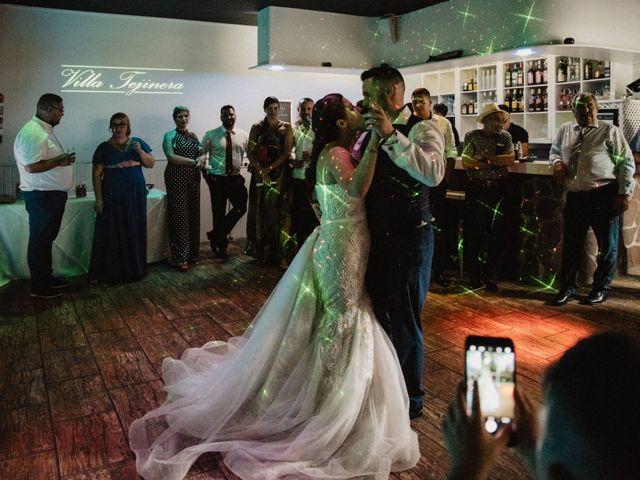 La boda de Aythami y Elizabeth en Guimar, Santa Cruz de Tenerife 173