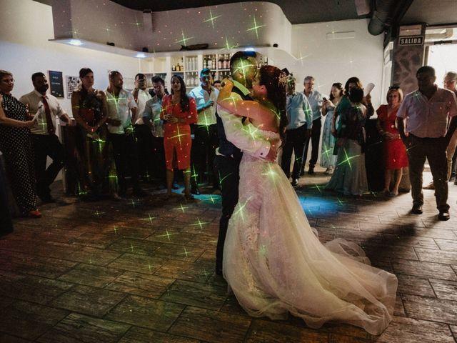 La boda de Aythami y Elizabeth en Guimar, Santa Cruz de Tenerife 174