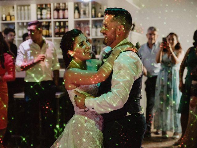 La boda de Aythami y Elizabeth en Guimar, Santa Cruz de Tenerife 175