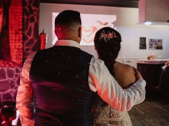 La boda de Aythami y Elizabeth en Guimar, Santa Cruz de Tenerife 177