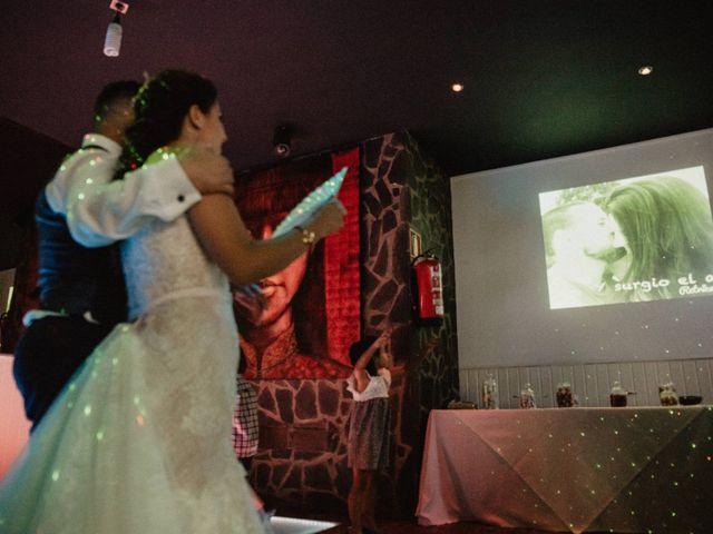 La boda de Aythami y Elizabeth en Guimar, Santa Cruz de Tenerife 179