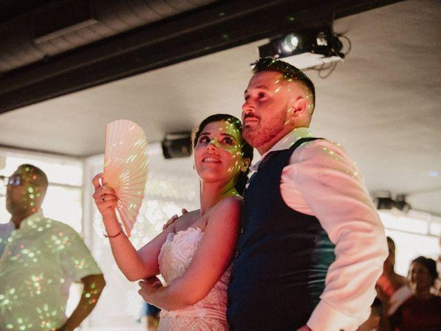 La boda de Aythami y Elizabeth en Guimar, Santa Cruz de Tenerife 180
