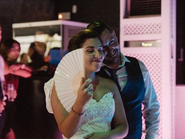 La boda de Aythami y Elizabeth en Guimar, Santa Cruz de Tenerife 182