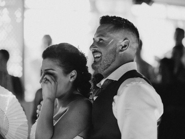 La boda de Aythami y Elizabeth en Guimar, Santa Cruz de Tenerife 183