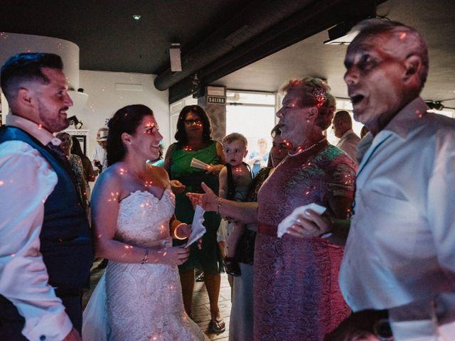 La boda de Aythami y Elizabeth en Guimar, Santa Cruz de Tenerife 190