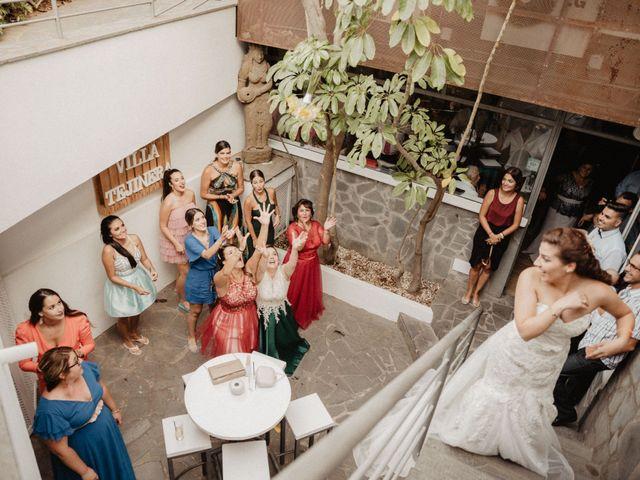 La boda de Aythami y Elizabeth en Guimar, Santa Cruz de Tenerife 192