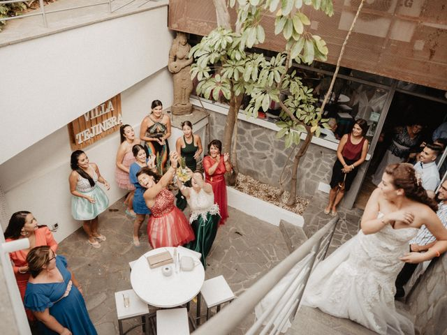 La boda de Aythami y Elizabeth en Guimar, Santa Cruz de Tenerife 194