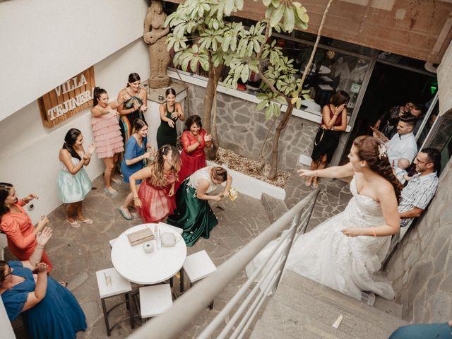 La boda de Aythami y Elizabeth en Guimar, Santa Cruz de Tenerife 195