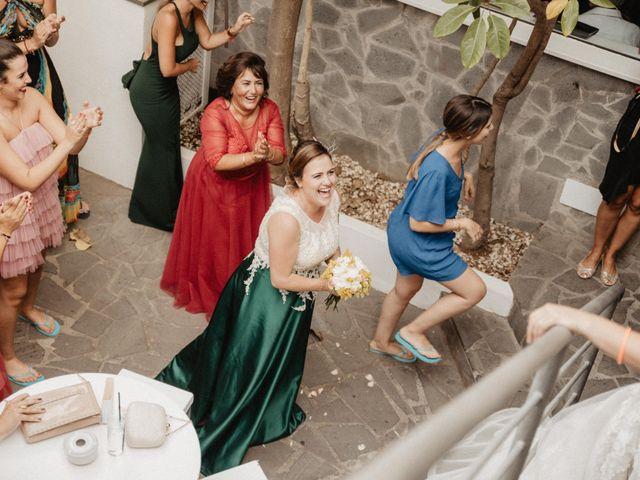 La boda de Aythami y Elizabeth en Guimar, Santa Cruz de Tenerife 196