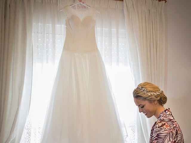 La boda de Angel y Estefania en Alhaurin De La Torre, Málaga 12