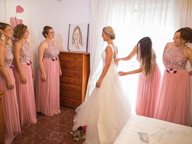 La boda de Angel y Estefania en Alhaurin De La Torre, Málaga 15