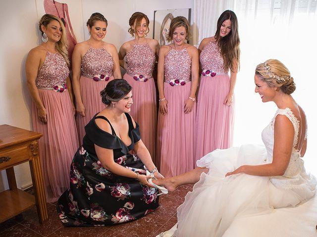 La boda de Angel y Estefania en Alhaurin De La Torre, Málaga 16