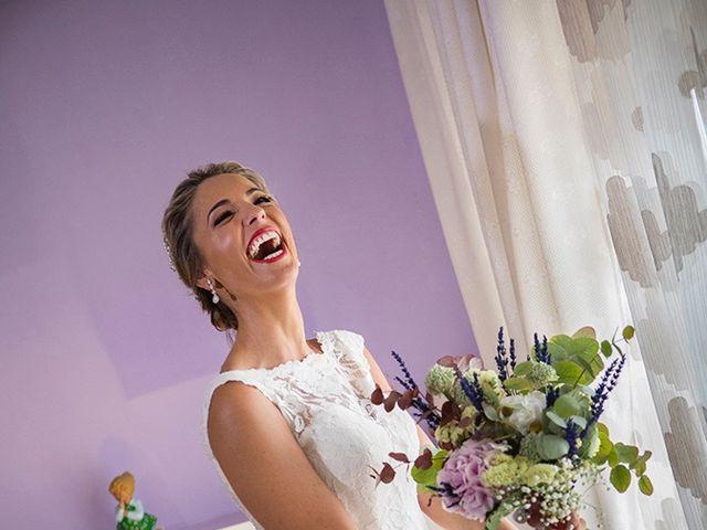 La boda de Angel y Estefania en Alhaurin De La Torre, Málaga 19