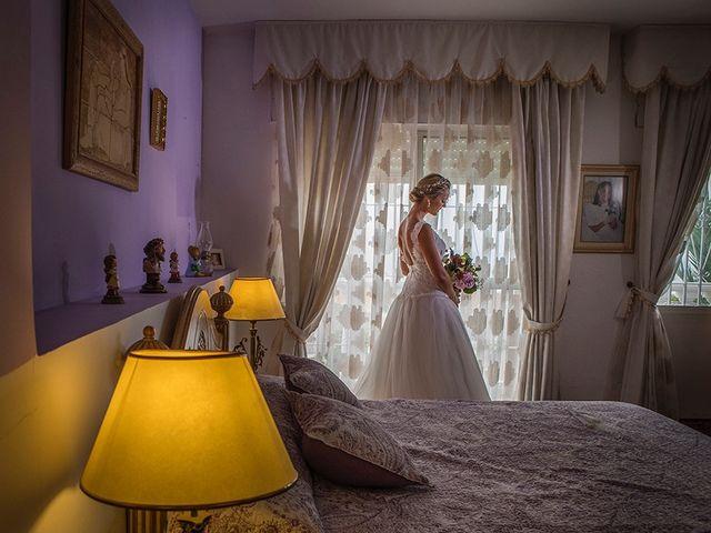 La boda de Angel y Estefania en Alhaurin De La Torre, Málaga 21