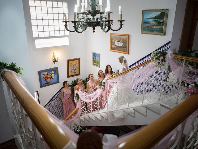 La boda de Angel y Estefania en Alhaurin De La Torre, Málaga 22