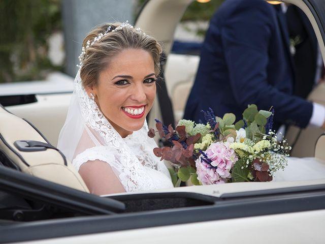 La boda de Angel y Estefania en Alhaurin De La Torre, Málaga 26