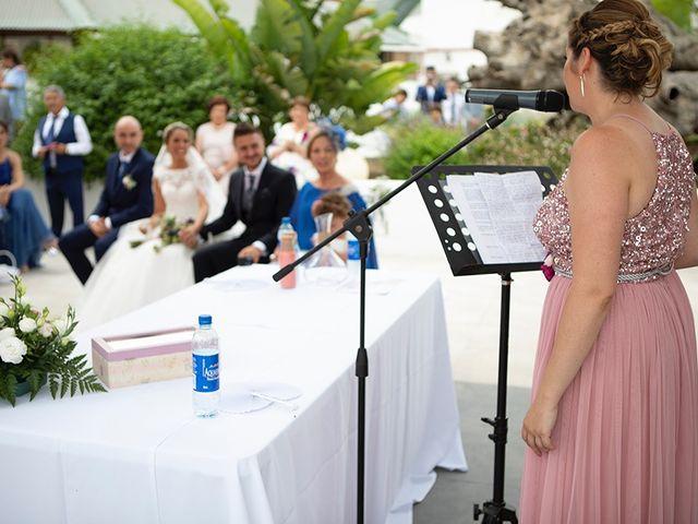La boda de Angel y Estefania en Alhaurin De La Torre, Málaga 29