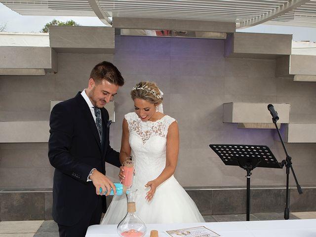 La boda de Angel y Estefania en Alhaurin De La Torre, Málaga 32