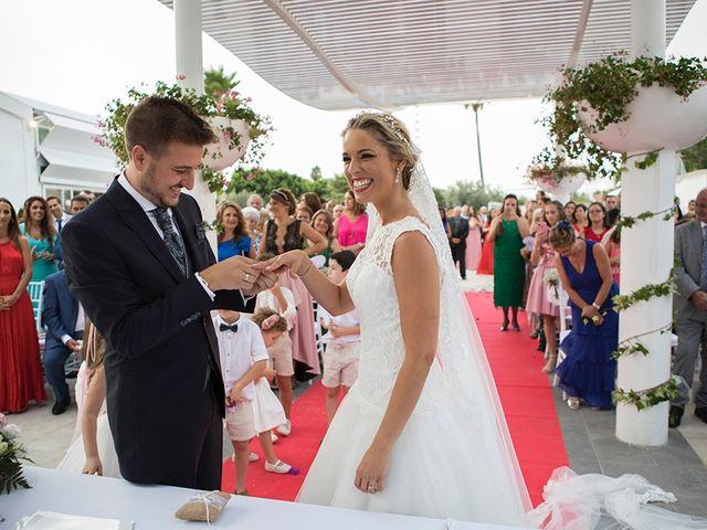 La boda de Angel y Estefania en Alhaurin De La Torre, Málaga 39