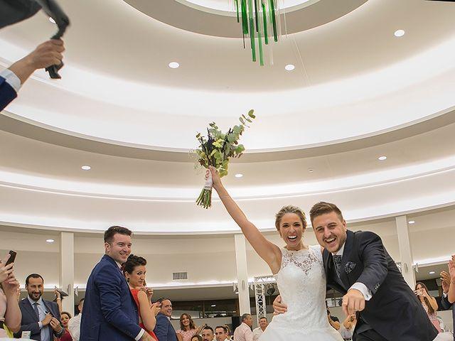 La boda de Angel y Estefania en Alhaurin De La Torre, Málaga 1