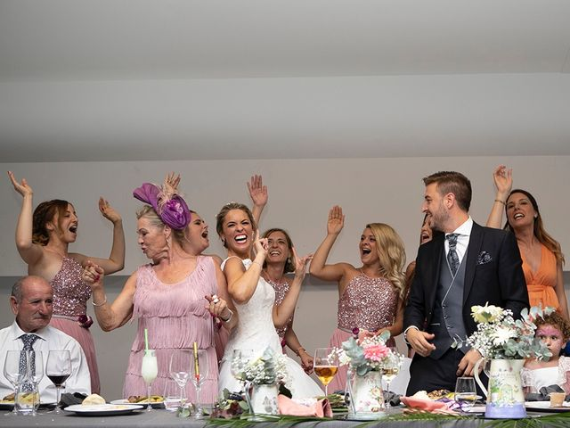 La boda de Angel y Estefania en Alhaurin De La Torre, Málaga 47