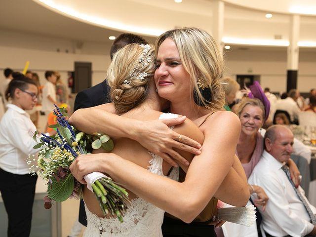 La boda de Angel y Estefania en Alhaurin De La Torre, Málaga 48
