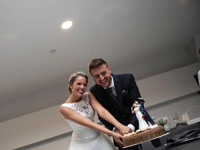 La boda de Angel y Estefania en Alhaurin De La Torre, Málaga 49